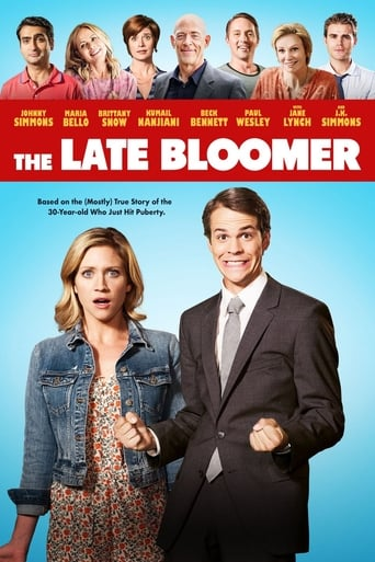 Poster of The Late Bloomer