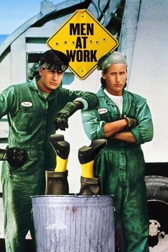 Men at Work (1990) - poster