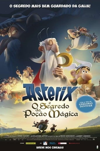 Asterix e o Segredo da Poção Mágica
