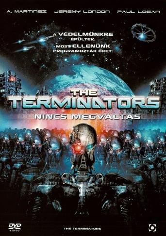 Poster of Terminators - Nincs megváltás