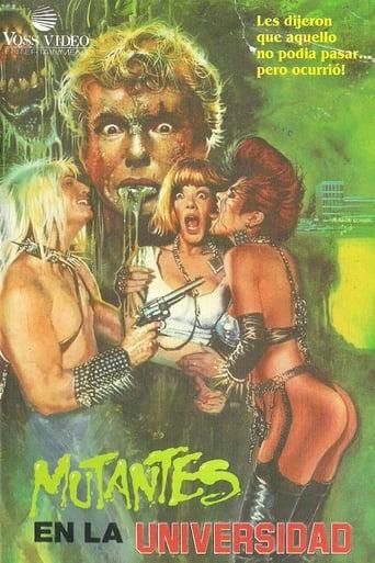 Poster of Mutantes en la universidad