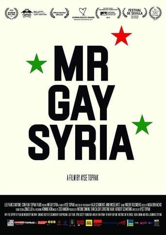 voir film Mr. Gay Syria streaming vf