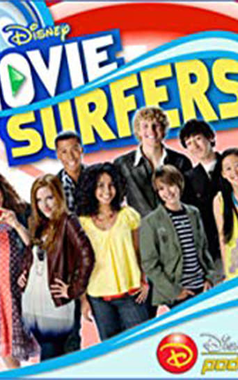 Poster of Movie Surfers