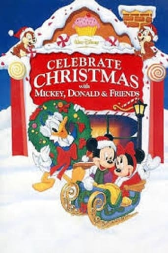 Poster of Celebrate Christmas With Mickey, Donald & Friends