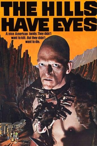 Poster of Las colinas tienen ojos