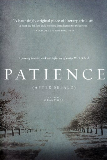patience after sebald 2012