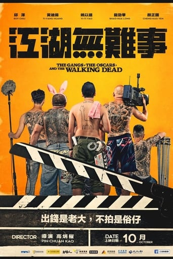 Poster of The Gangs,the Oscars,and the Walking Dead