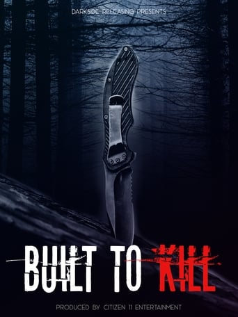 Built to Kill Poster
