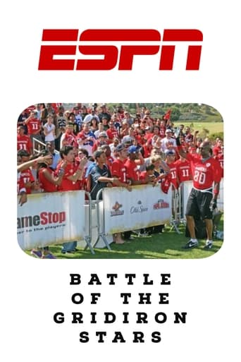 Poster of Battle of the Gridiron Stars