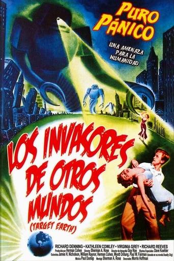 Poster of Los invasores de otros mundos