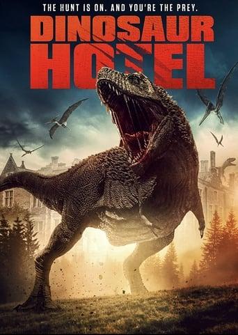 Poster Dinosaur Hotel