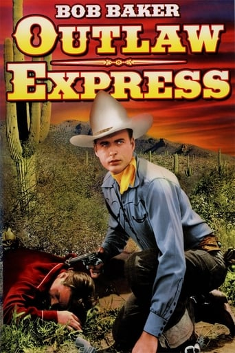 Poster of Outlaw Express
