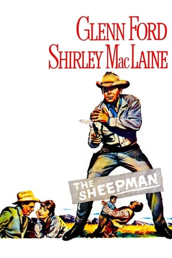 Poster of The Sheepman