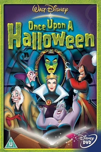 Poster of Once Upon a Halloween