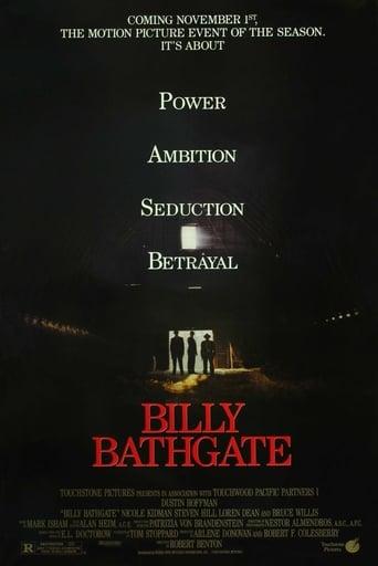Billy Bathgate, o Mundo a seus Pés - Poster