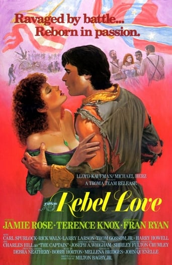 Poster of Rebel Love