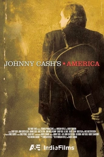 Poster of Johnny Cash's America