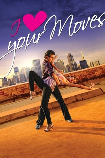 I Love Your Moves (2012) - poster