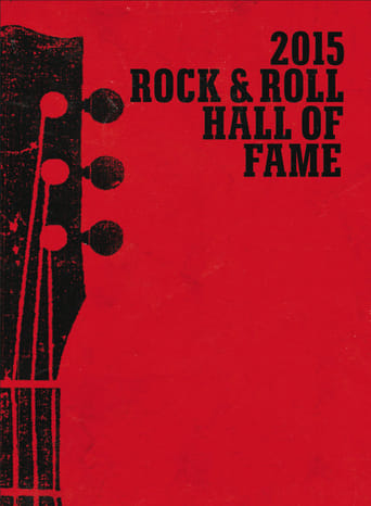 Poster of Rock and Roll Hall of Fame 2015 Induction Ceremony