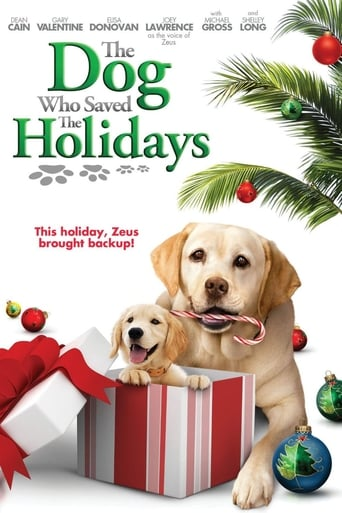 Poster of The Dog Who Saved the Holidays