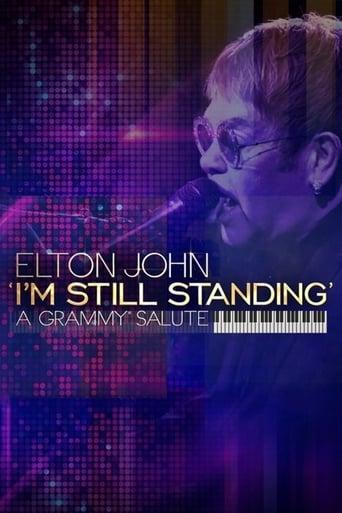 Poster of Elton John: I'm Still Standing - A Grammy Salute