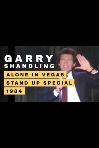 Poster of Garry Shandling: Alone in Vegas