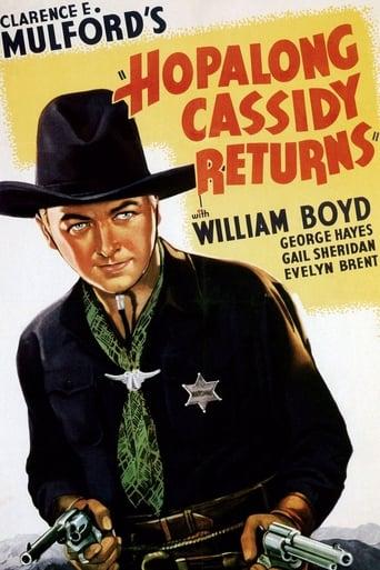 Poster of Hopalong Cassidy Returns