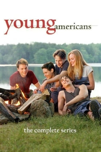 Poster of Young Americans