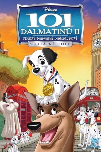 101 Dalmatinů II: Flíčkova londýnská dobrodružství