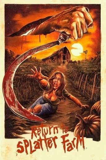 Return to Splatter Farm Poster