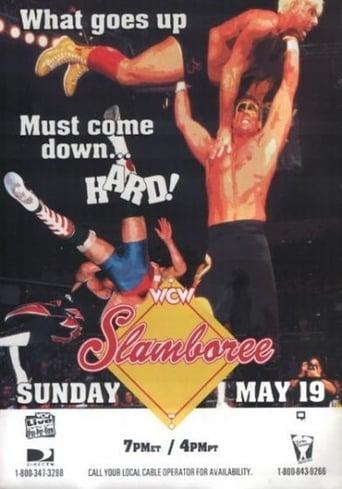 Poster of WCW Slamboree 1996