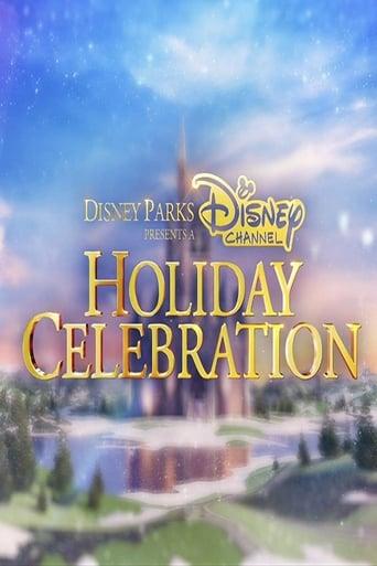Poster of Disney Parks Presents a Disney Channel Holiday Celebration