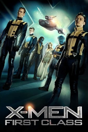Poster of X-Men: First Class