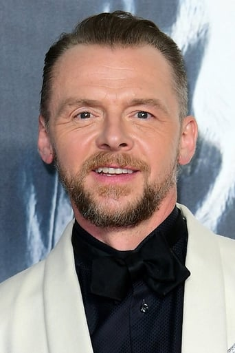 Image of Simon Pegg