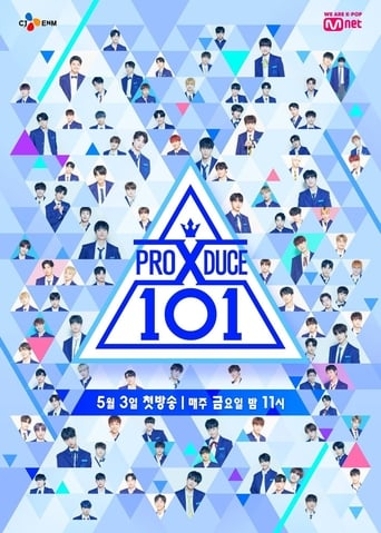 Watch Produce X 101 Online Free Putlockers