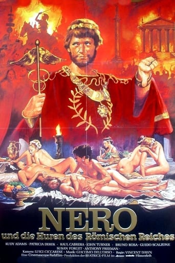 Poster of Nero and Poppea - An Orgy of Power
