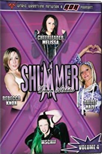 Poster of SHIMMER Women Athletes Volume 4