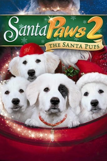 Poster of Santa Paws 2: The Santa Pups