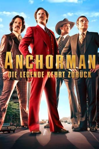 Anchorman - Die Legende kehrt zurück - Komödie / 2014 / ab 12 Jahre
