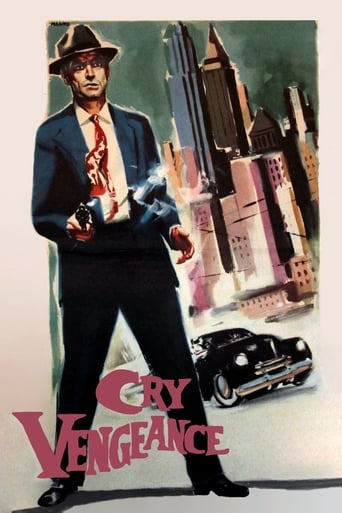 Poster of Cry Vengeance