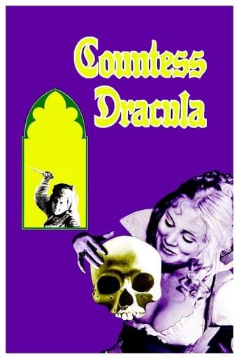 Countess Dracula (1971) - poster