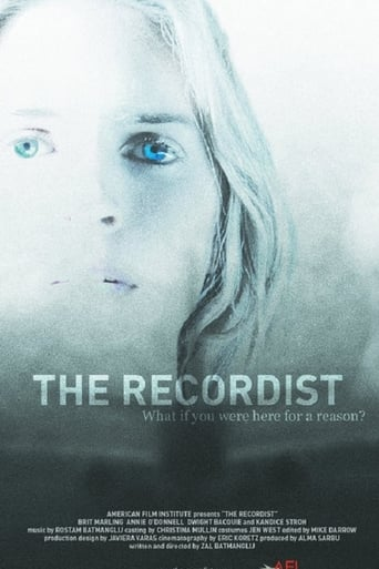 Poster of The Recordist