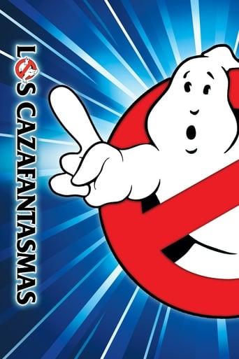 Poster of Los Cazafantasmas