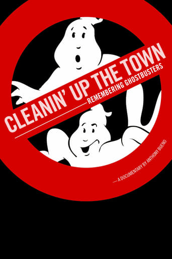 Poster of Cleanin' Up the Town: Remembering Ghostbusters