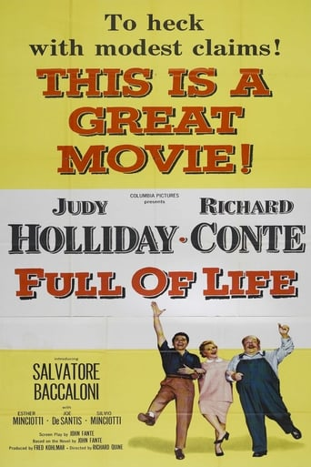 Poster of Full of Life