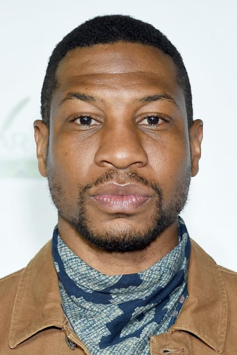 Jonathan Majors alias Kang the Conqueror