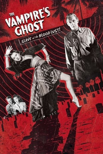 Poster of The Vampire's Ghost