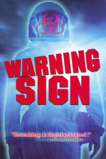 Poster of Warning Sign