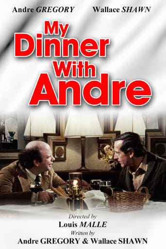 Poster of My Dinner with Andre