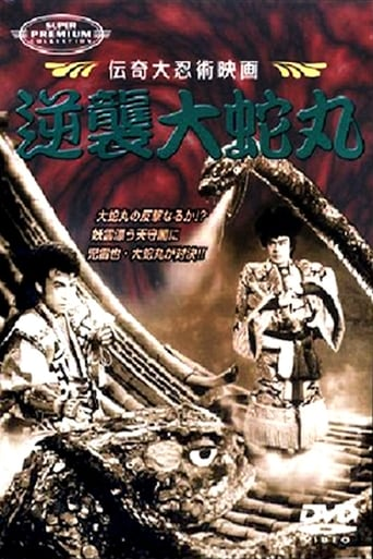 Poster of Gyakushu Orochimaru